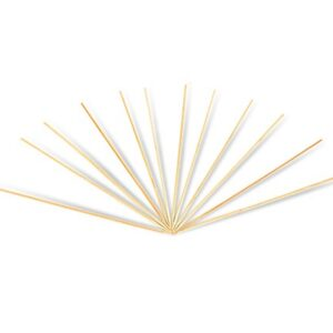 Bamboo, Disposable Round Skewers 250mm