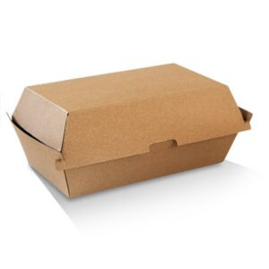 cardboard rectangle takeway box