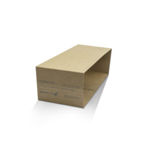 Kraft Paper, Disposable Catering Tray Sleeve Medium Large