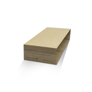 Kraft Paper, Disposable Catering Tray Sleeve Large 50mm