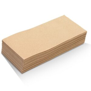 recycled rectangle napkins