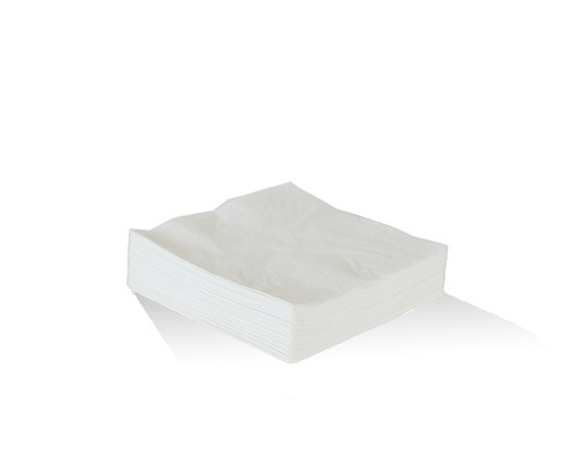 Wood, Disposable Napkin 2ply Lunch 1/4 Fold