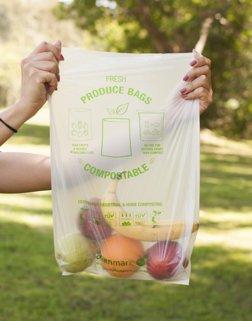compostable produce bag